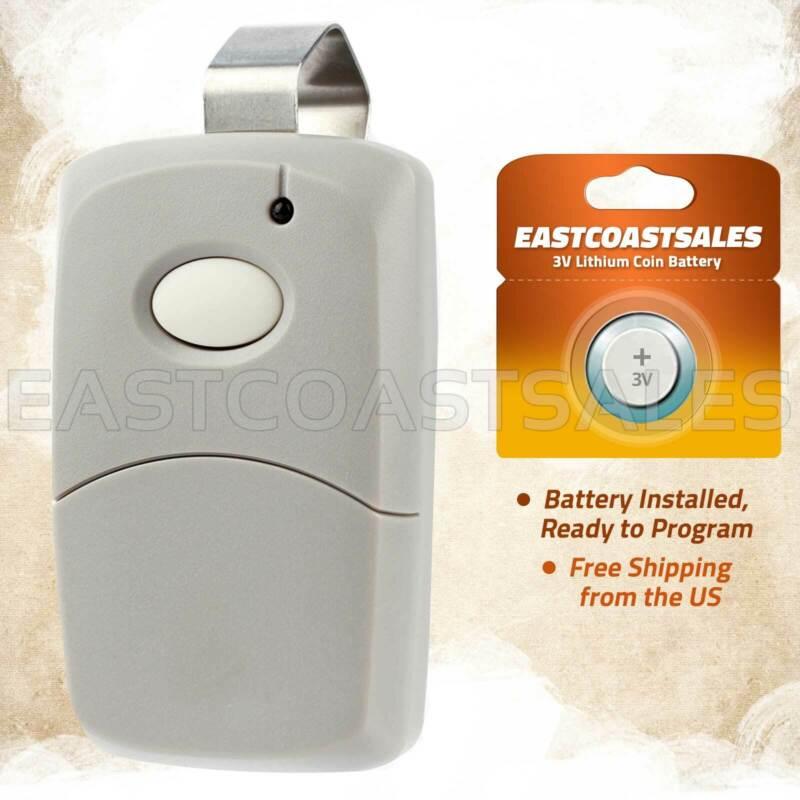 For 3089 multi-code multicode 308911 Linear MCS308911 300mhz 1 button remote