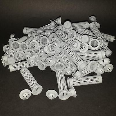 10 Siebhülsen 20 x 85 mm Verbundmörtel M14 Siebhülse Ankerhülse Mörtel