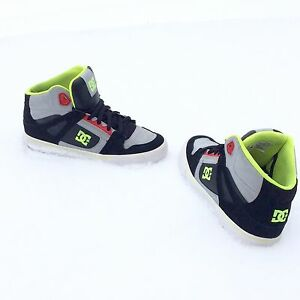 DC SPARTAN HIGHTOP SHOES!!!!!! Edmonton Edmonton Area image 3