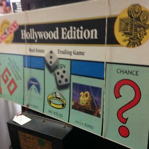 Monopoly Hollywood edition