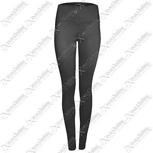 NEW WOMENS HIGH WAISTED ZIP BACK LEGGINGS STRETCH FIT JEGGINGS LADIES LOOK PANTS