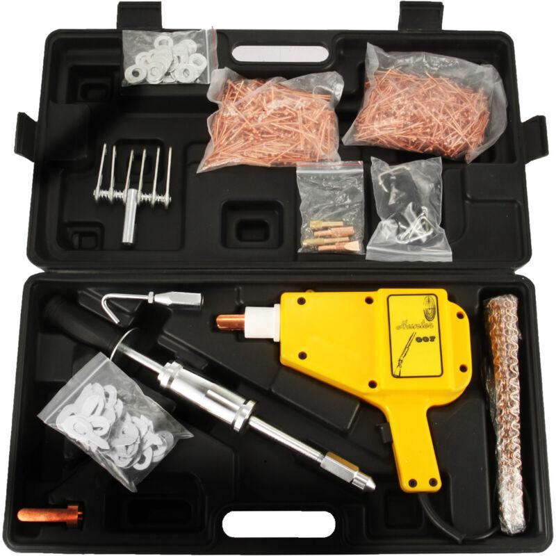 Spot Stud Welder Dent Puller Kit Welding Wire Stud Car Body Panel Reqairs Tool