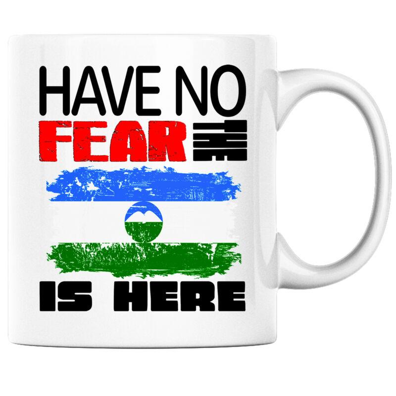 Have No Fear the Kabardino Balkaria is Here Mug Kabardino Balkaria Heritage