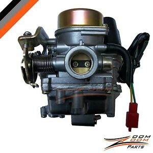 20mm Carburetor Carb GY6 Scooter Wildfire 49cc 50cc