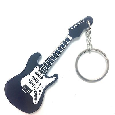 Fender Stratocaster - Portachiavi chitarra - Guitar keychain - Guitarra Llavero