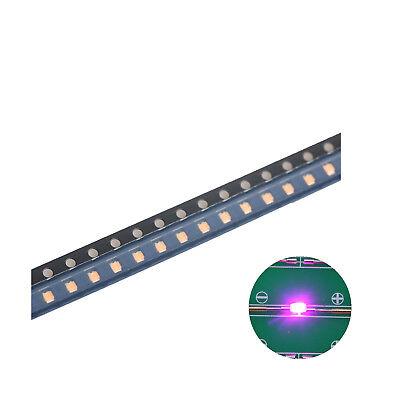 500pcs 08052012 Smd Led Diode Pink Lights Chips