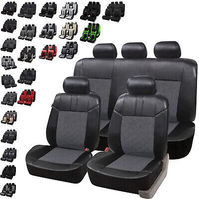 Auto Schonbezug Komplettset VW-passat Sitzbezüge Sitzauflage Farbwahl SCSC22 Passat Autositzbezüge
