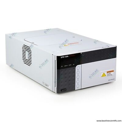Refurbished Shimadzu Spd-20a Prominence Uv-vis Detector With 1 Year Warranty