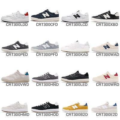 New Balance CRT300 D 300 Court Mens Womens Lifestyle Shoes Sneakers Pick 1