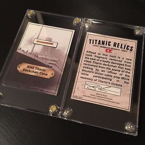 titanic artifact | ebay