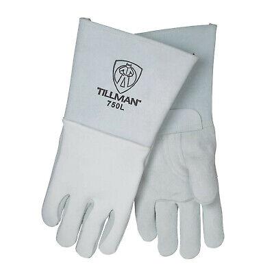 Tillman 750 Premium Elkskin Stickmig Welding Gloves