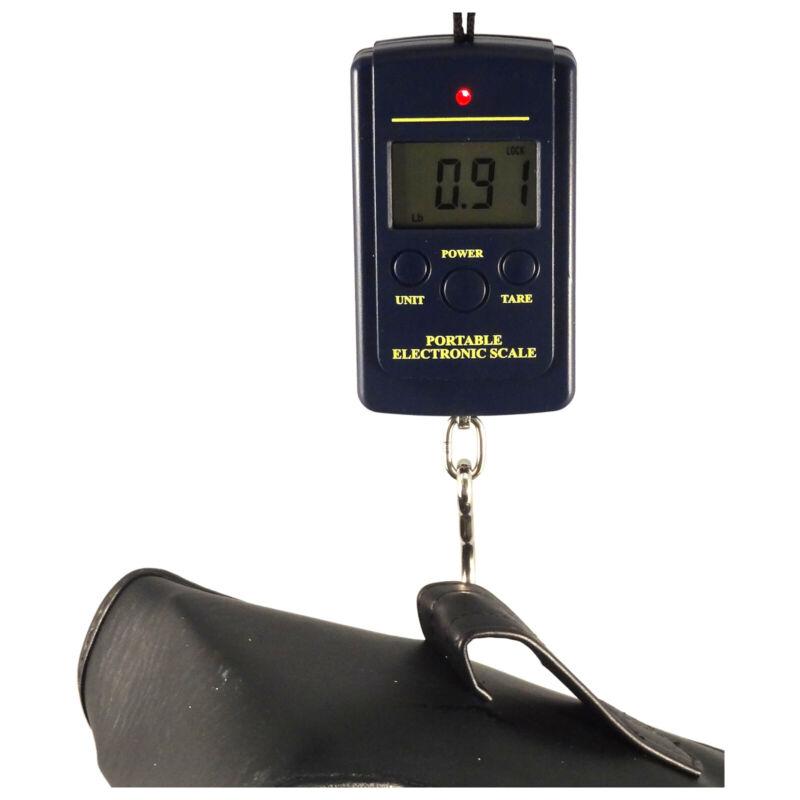 Portable Pocket Digital Fish Hook Luggage Hanging Weighing Balance Scale US SHIP
