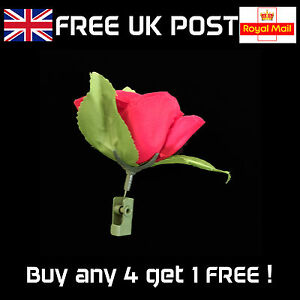 Match to Rose - Appearing Flower Professional Magic Trick - NEW