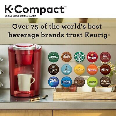 Imaginative Keurig Coffee Maker, Was 99.99$.RED Perfect For Work