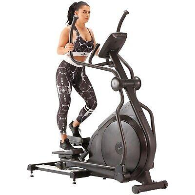 Trainingscomputer Fitness & Jogging MAXXUS Crosstrainer CX 9.1 Ellipsentrainer Heimtrainier inkl