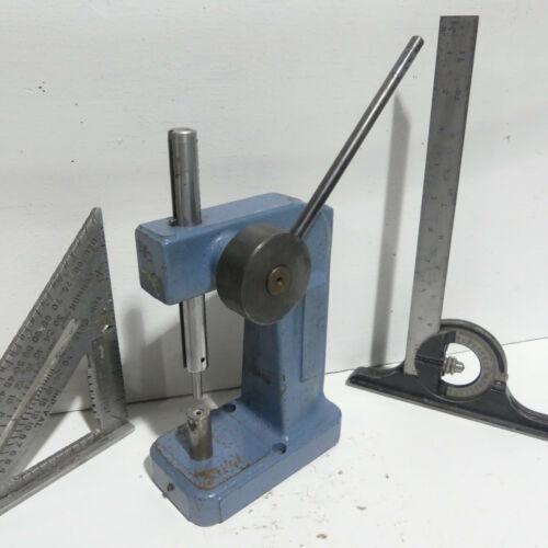 Janesville Tool ILP-500 1/2 Ton Manual Arbor Press w/ Die Set