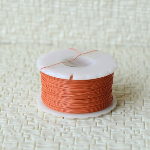 """1 roll 7/0.05 ultra slim Dia. 0.28mm 0.011"""" super thin cable Wire 100 meters"""