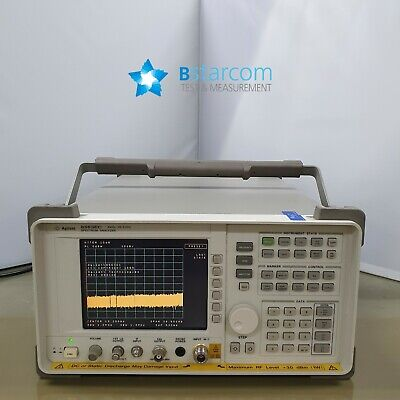 At 8563ec Portable Spectrum Analyzer 9 Khz To 26.5 Ghz-opt00785620a