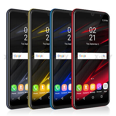 """Android Phone - XGODY Unlocked 5.5"""" Smartphone 3G/2G Quad Core Dual SIM Android 8.1 Mobile Phone"""