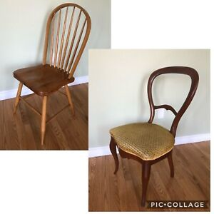 Vintage Chairs - Chair