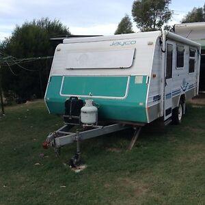 Jayco pop top off road caravan Clarkson Wanneroo Area Preview
