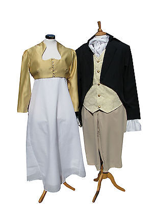 HIRE RENT A REGENCY PRIDE AND PREJUDICE COSTUME 19TH CENTURY COSTUME HIRE - Rent A Costume