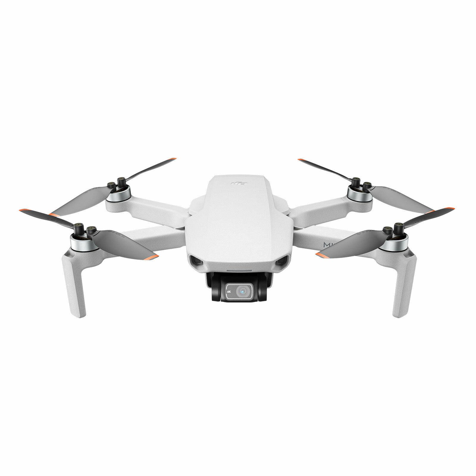 DJI Mini 2 Kameradrohne 12MP 4K Multicopter Quadrocopter Drone Ultraleicht