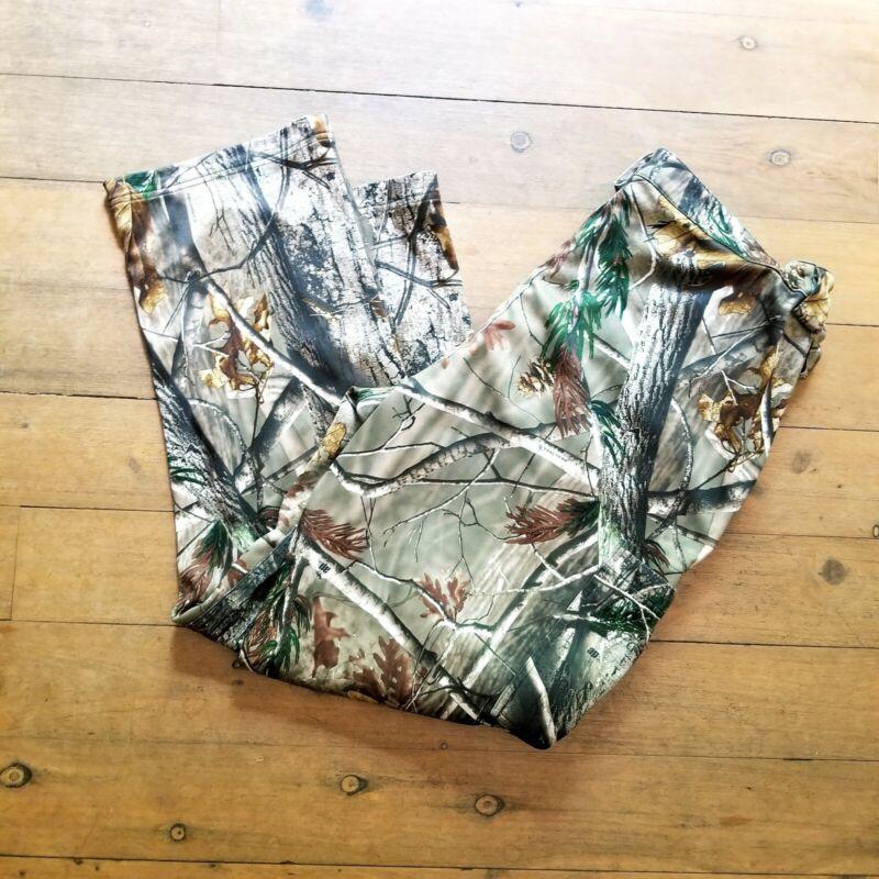 Scent Lok Camouflage Pants Xl
