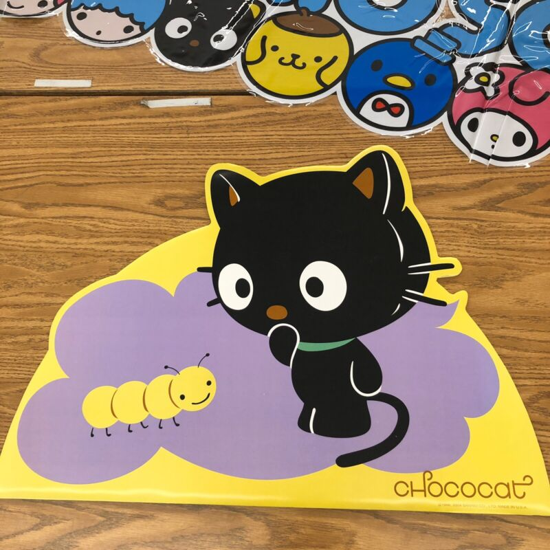 Chococat display board NFS Sanrio