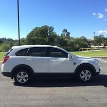 2011 Holden Captiva, 7 SEATS, DIESEL, AUTO, RWC, REGO, PERFECT Caboolture South Caboolture Area Preview
