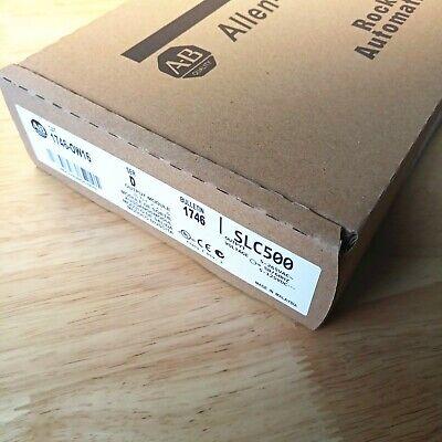 New Factory Sealed Allen Bradley 1746-ow16 Slc500 Ser D Plc Output Module