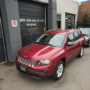 2014 Jeep Compass Sport 4WD North Edition, GREAT VALUE!!