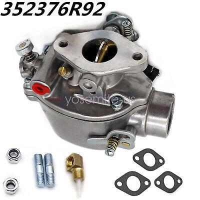 0352376r92 New Carburetor Fit For Ih-farmall Tractor For A Av B Bn C Super
