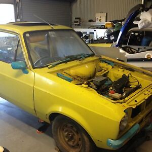 Ford Escort MK2 Two Door Coupe Rare rally pack Berkeley Vale Wyong Area Preview