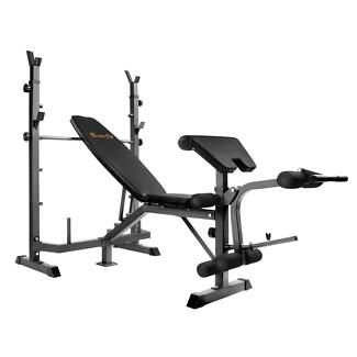 Multi Functional Weight Fitness Bench Exercise Home Gym Equipme