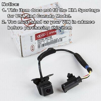 OEM Genuine Rear View Camera For Kia  Sportage  2.0L  2.4L 2010~13 957503W000