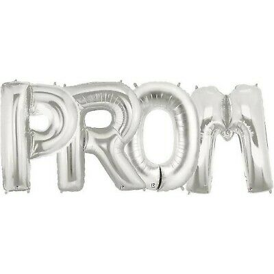 PROM-New Party Mylar Foil Balloons Letter Alphabet Decoration14-40