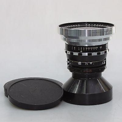 [FedEx] Schneider Super-Angulon 165mm f/8 Large Format Lens 4x5 5x7 4x10 8x10