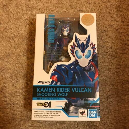 Sh figuarts Kamen rider Vulcan *READ DESCRIPTION*