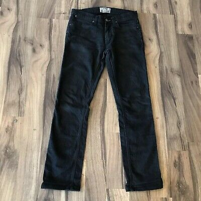 "Acne Studios ""Max Cash"" Men Black Faded Jeans Size 29x 32"