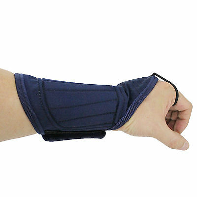 Kendo Kote Pads 2pcs Set Wrist Forearm Protectors Cotton Hook & Loop Wraps Kumdo