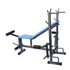 FITPRO 8 IN 1 ADJUSTABLE BENCH FOR GYM EXERCISE