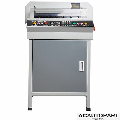 18 450mm Cutting Machine Office Electric Paper Cutter Heavy Duty