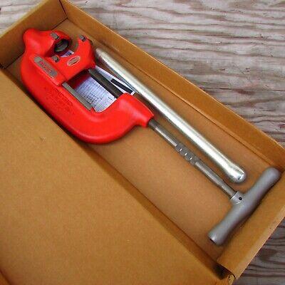 Ridgid 32845 Heavy-duty 3 Wheel Pipe Cutters Model 4-s