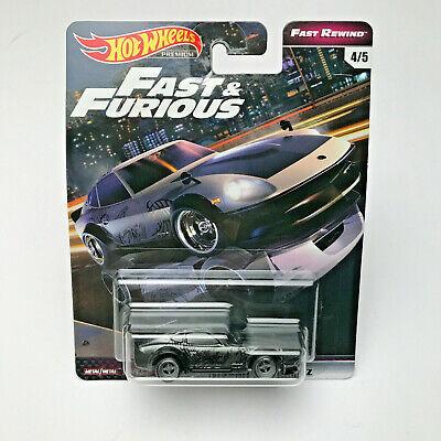 Hot Wheels FAIRLADY Z Fast & Furious 2020 Premium Fast Rewind 4/5 Nissan 240Z