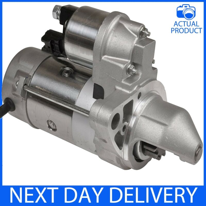 FITS LEXUS IS200d/IS220d MKII 2.2 DIESEL 2005-2013 NEW STARTER MOTOR