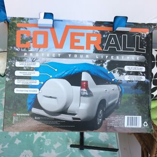 Car Cover 4WD