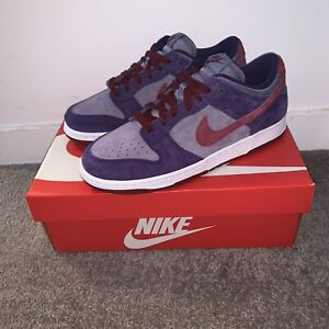 """Nike Dunk Low """"Plum"""" US 9 DSWT"""