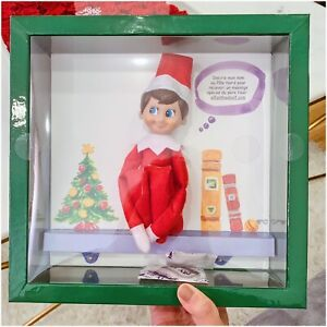 The Elf on the Shelf - French Edition - Brand New in Box —