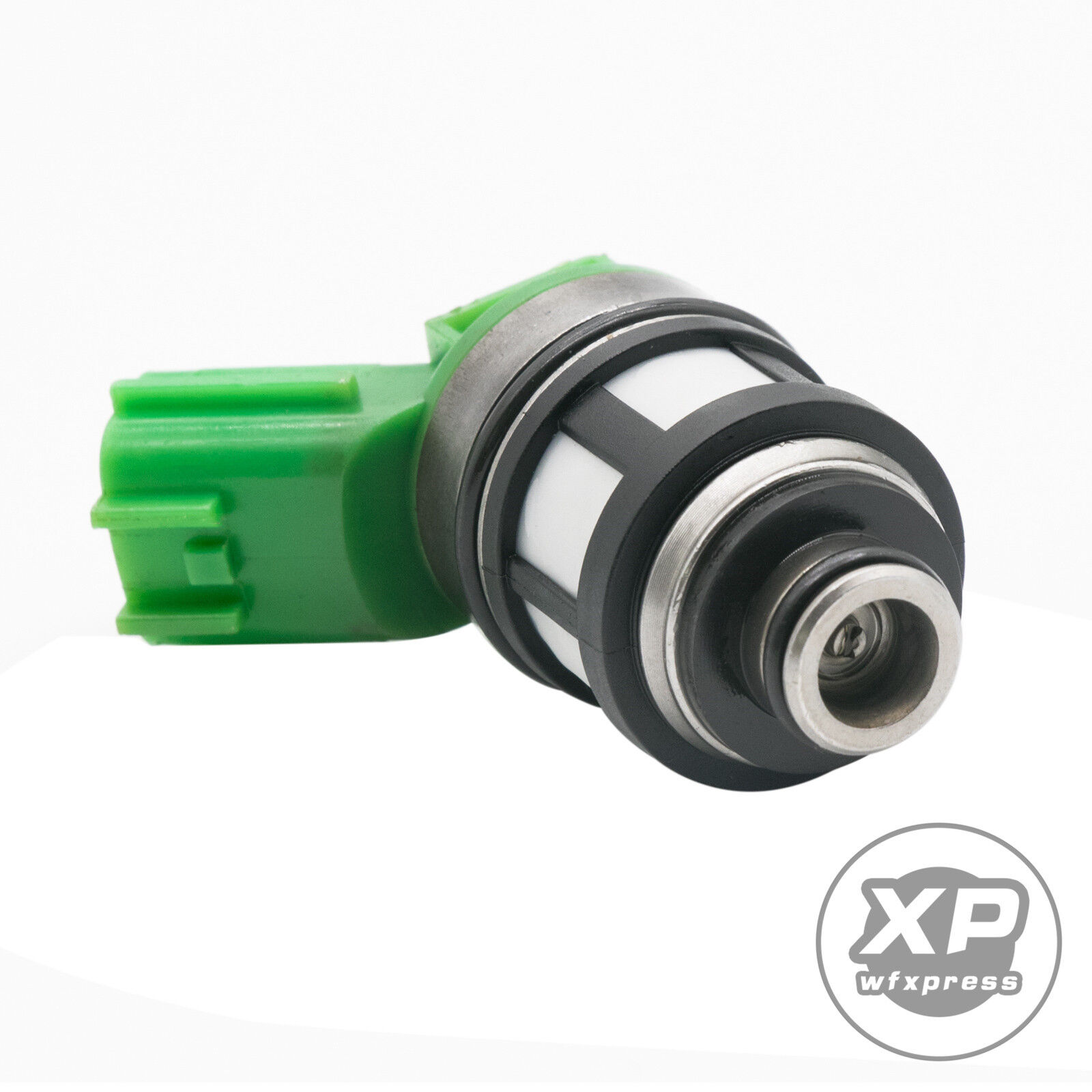 4X  Genuine-JECS Fuel Injectors for 96-04 Nissan Frontier Xterra Pickup 2.4L